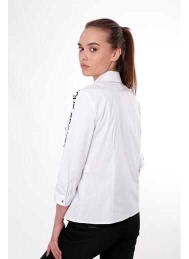 Clıche Gömlek Beyaz